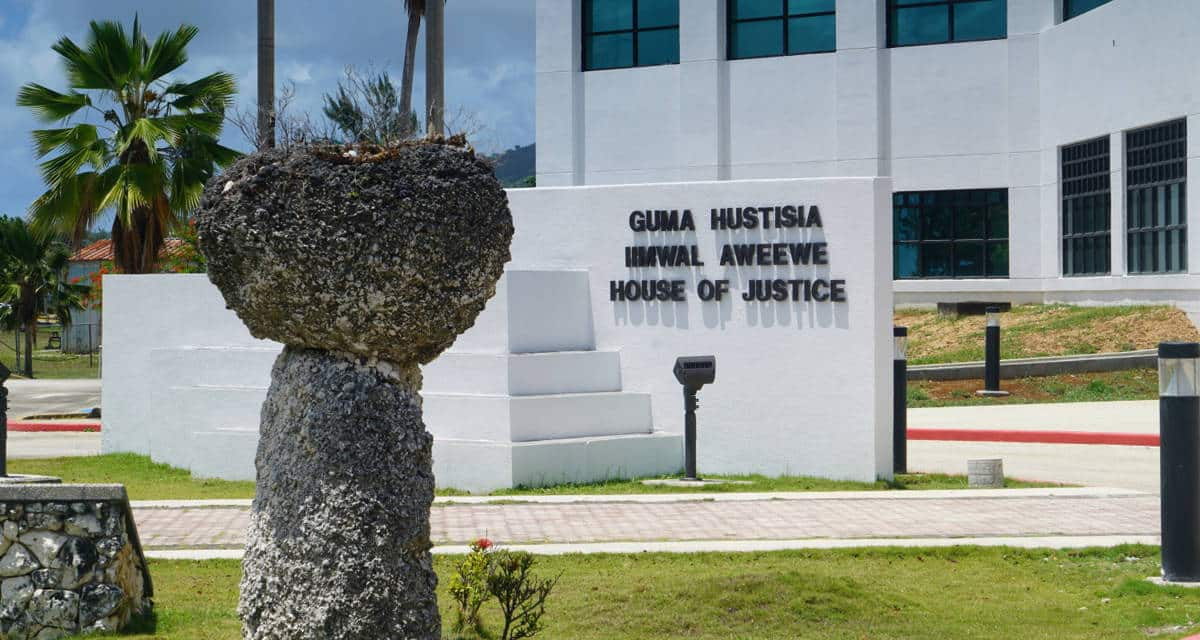 CNMI House of Justice